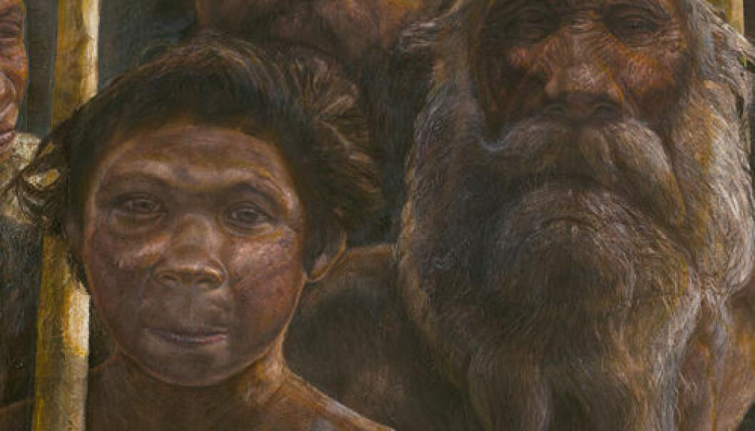 Eldste DNA fra fortidsmenneske er kartlagt