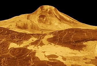 Vulkaner på Venus kan fortsatt spy ut lava, tror forskere