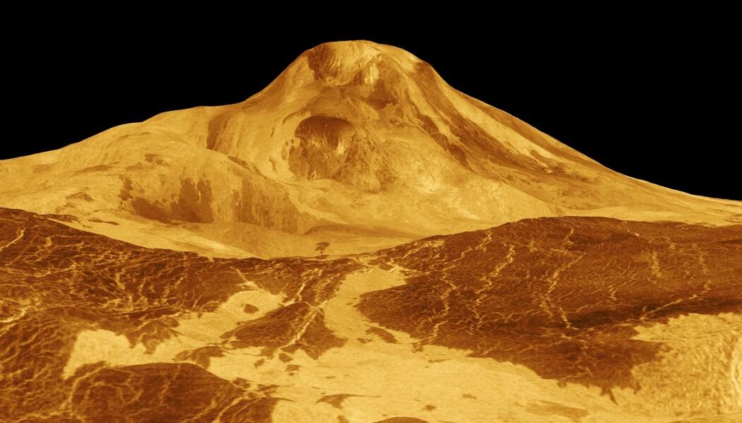 Maat Mons er den nest høyeste vulkanen på Venus. Det er tidligere funnet tegn på at den fremdeles kan være aktiv.