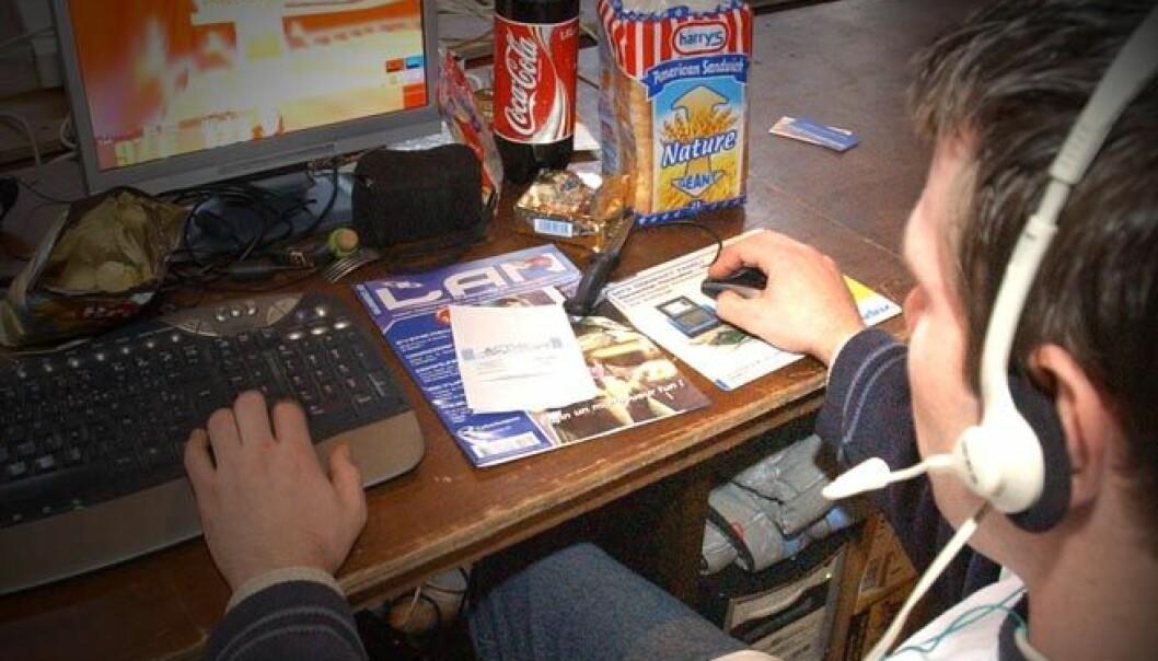 En økning i tid brukt på dataspill ga ikke negative konsekvenser. (Illustrasjonsfoto: colourbox.com)