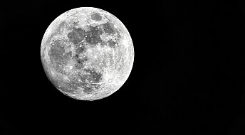 Uventet funn gir nytt innblikk i månens mystiske fortid