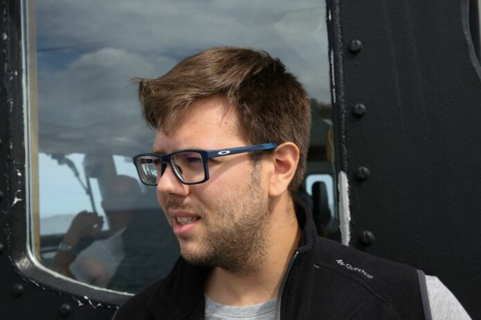 Alberto mener Autonaut vil være revolusjonerende i havforskningen.