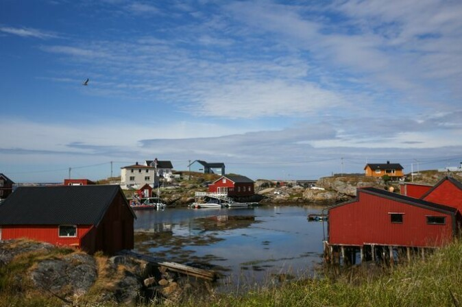 Mausund bærer preg av å være et gammelt fiskevær. I dag er øygruppen på vei til å bli mer og mer populær innen forkning og undervisning.
