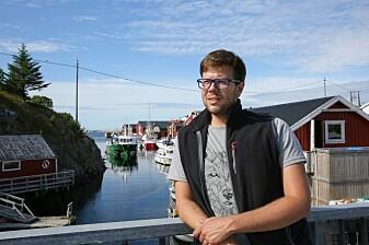 Alberto synes innlandsområdene i Trøndelag er pene, men de slår ikke kystområdene. Han mener landskapet her ute er mye mer spennende.
