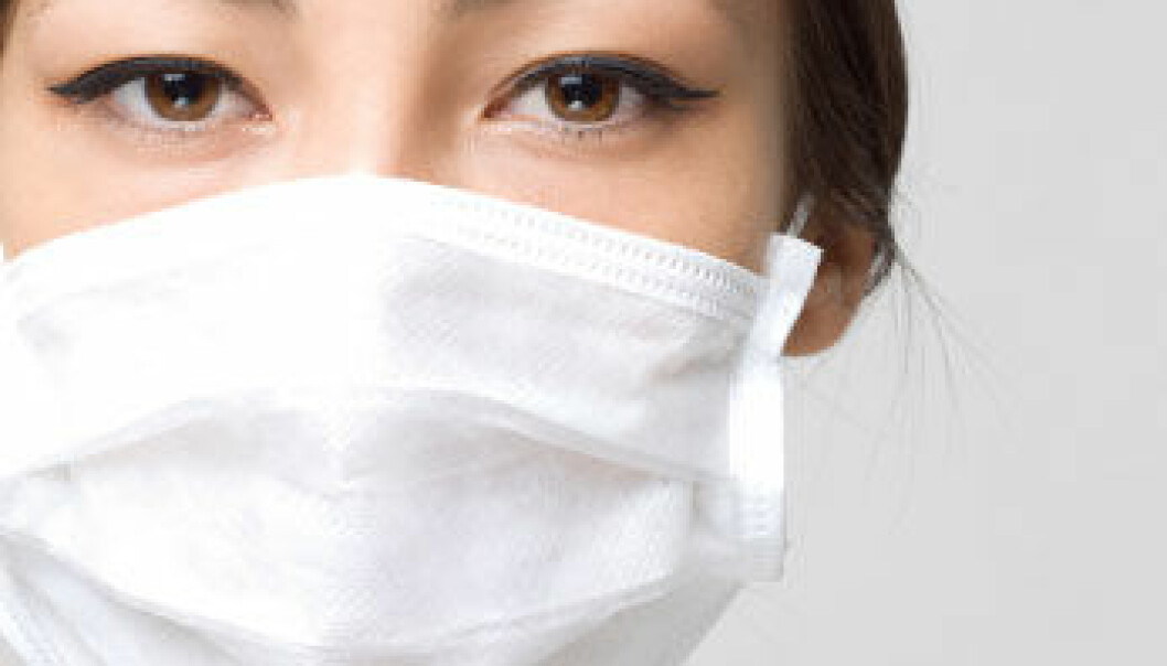 Sars-liknende virus påvist