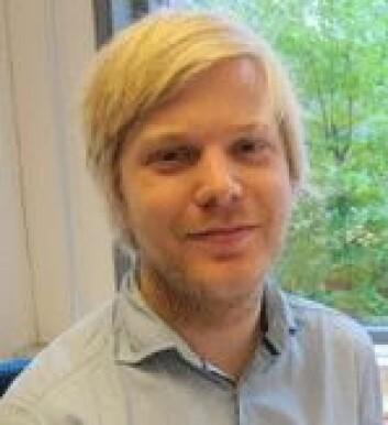 Fartein Ask Torvik. (Foto: Elin Fugelsnes)