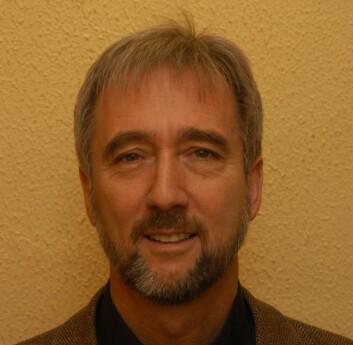 Kommunikasjonssjef i Den norske tannlegeforening, Morten H. Rolstad. (Foto: tannlegeforeningen)