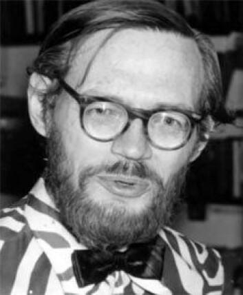 George Robert Price. (Foto: Wikimedia Commons)