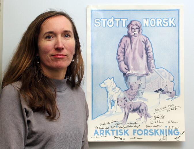 Professor Katrine Borgå er godt i gang med å planlegge nye undersøkelser.