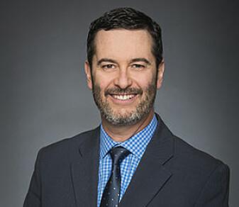 Ian Colman er forsker ved Ottawa University i Canada, og er i Norge som gjesteprofessor.