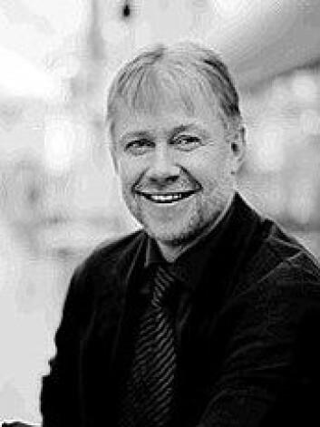 Arne Krokan sier at det er lett å forklare hvorfor bruk av sosiale medier er så effektivt. (Foto: NTNU)