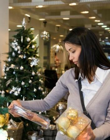 Kundene handlet for 20 prosent mer om lukta i butikken var enkel og lett å gjenkjenne. (Foto: Colourbox)