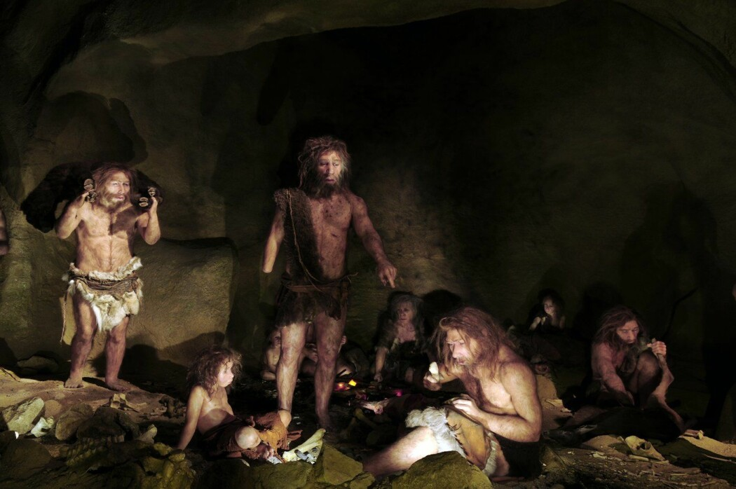 Neandertalere kan ha følt mer smerte