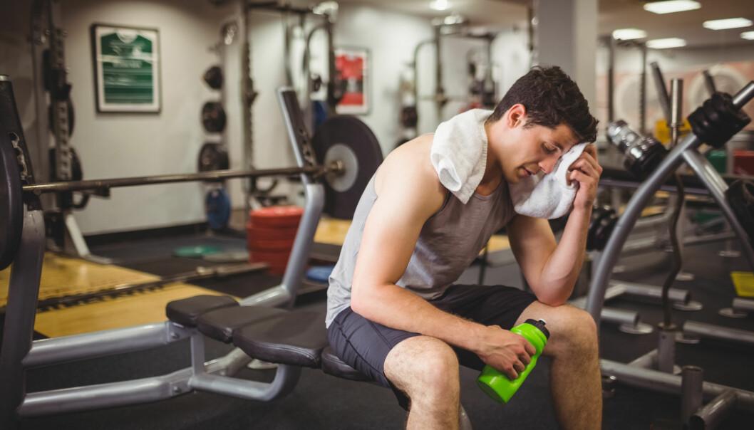 Er det virkelig mulig å trene for mye? Ja, sier forskere. Hvis du er nybegynner og plutselig øker aktivitetsnivået, skal du være ekstra forsiktig. Det fine er at du kan regne ut hva som er en god treningsmengde for akkurat deg.