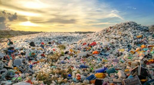 Så mye ekstra plast vil dumpes i hav og på land innen 2040