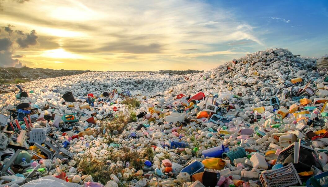 Om det fortsetter som nå vil andelen plast som havner i havet hvert år nær tredobles i 2040, ifølge en ny studie.