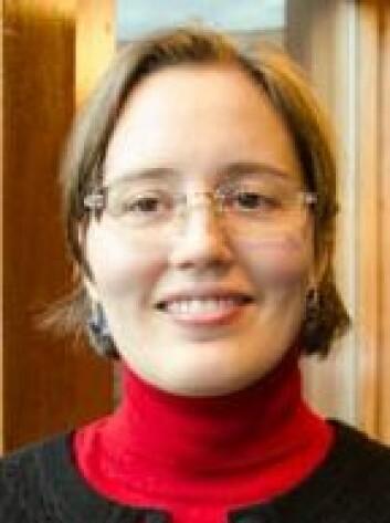 Ragnhild Røhme Fjærtoft. (Foto: Gro Lien Garbo)