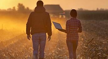 Landbruket må bli grønnere - kan det gjøres med teknologi?