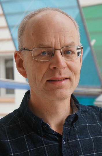 Jan Erik Haugen. (Foto: Arnfinn Christensen, forskning.no)