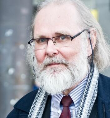 Professor Nils Christian Stenseth var tidlig ute med å bruke data fra andres forskning.  (Foto: Andreas B. Johansen)