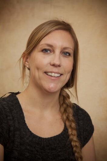 Ida Frugård Strøm. (Foto: Lars Sørlie)