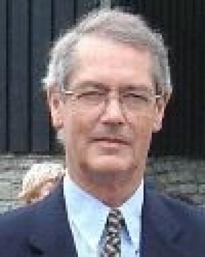 Robert Murison er professor i biologisk og medisinsk psykologi ved Universitetet i Bergen. (Foto: UiB)