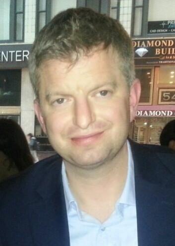 Valgforsker og statsviter Tor Georg Jakobsen. (Foto: NTNU)