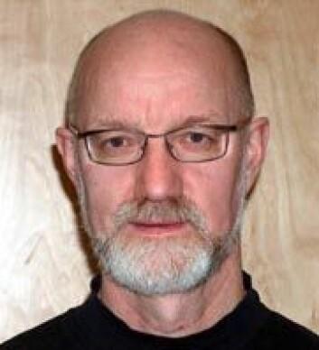 Professor i journalistikk og lærebokforfatter Sigurd Allern (Foto: UiO)