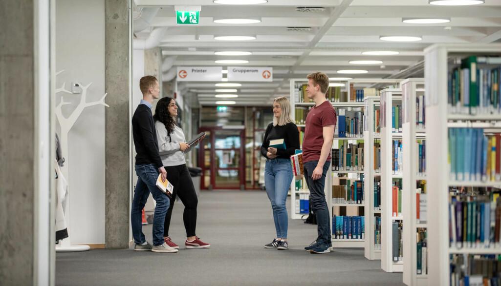 Samordna opptak offentliggjorde nylig de nasjonale opptakstallene som viser at UiB tilbyr plass til 9564 nye studenter denne høsten.