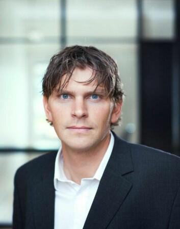 Helge Veum. (Foto: Hans Fredrik Asbjørnsen)