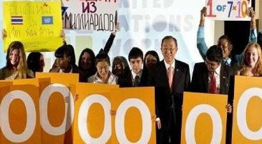 Verdas befolking kan nå nesten 11 milliardar innan 2100