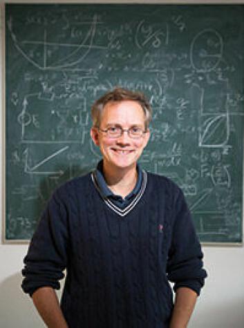 Jan Isberg, professor i elektrisitetslære ved Uppsala Universitet. (Foto: Uppsala Universitet)