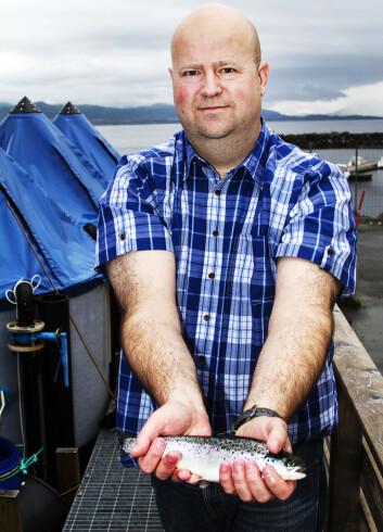 Martin H. Iversen. (Foto: Svein-Arnt Eriksen, UiN)