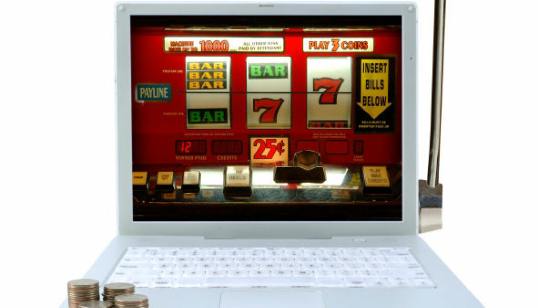 Netthavn for spilleavhengige