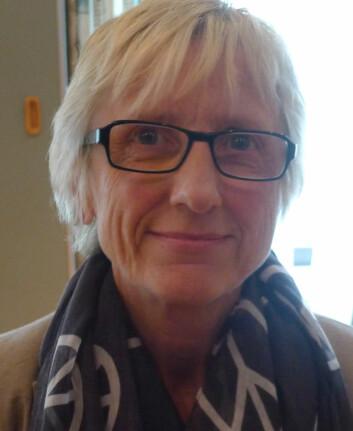 Mette Morken, klinisk ernæringsfysiolog ved Universitetssykehuset i Bergen. (Foto: Gita Simonsen/forskning.no)