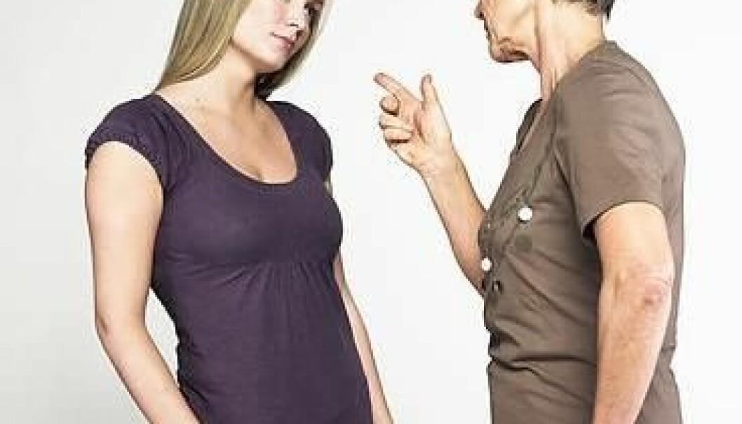 Derfor er jenter uenige med foreldre om valg av kjæreste