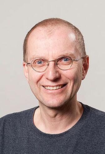 Svein-Erik Hamran leder et norsk forskningsteam som har utviklet en georadar til bruk på Mars.