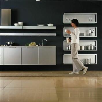 Et personlig kjøkken kan vare lenger. (Illustrasjonsfoto: www.colourbox.no)