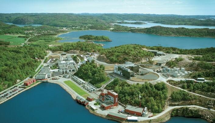 Verdens største produsent av røntgenkontrastmidler ligger på Lindesnes.