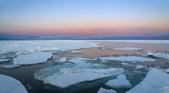 Tempoet i oppvarmingen i Arktis de siste tiårene kan sammenlignes med brå klimaendringer i fjern fortid