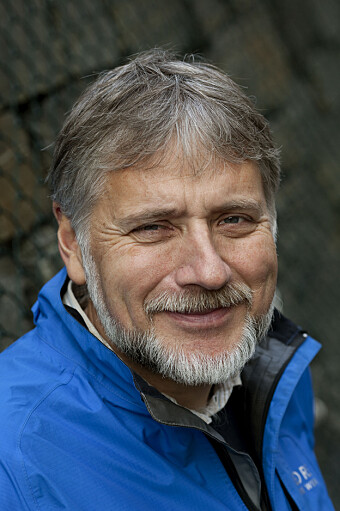 Eystein Jansen, professor at the Bjerknes Centre for Climate Change, the Department of Earth Science at the University of Bergen, and NORCE.