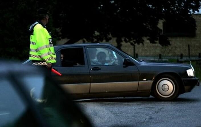 Ungdom er overrepresentert i trafikkulykker og menn i alderen 18-24 år har høyest risiko for å være involvert. (Foto: Scanpix, Cornelius Poppe)