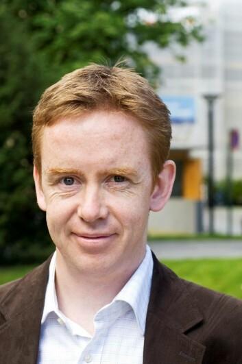 Utviklingsbiolog og førsteamanuensis Hans K. Stenøien, NTNU (Foto: NTNU Info)