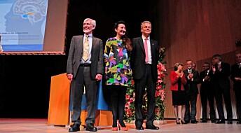 – Senter for fremragende forskning var avgjørende for nobelprisen