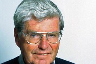 Professor Per Andersen (1930-2020) ved UiO var veileder for May-Britt og Edvard Moser til de tok sine doktorgrader i 1995.