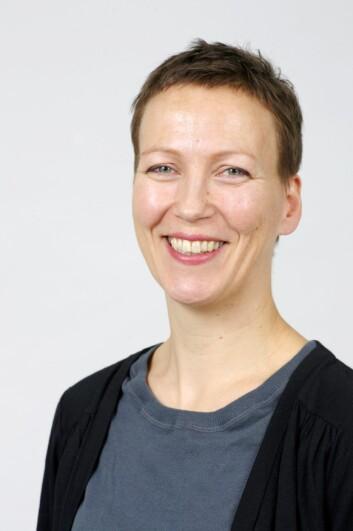 Forsker Ingeborg Lund. (Illustrasjonsfoto: Sirus/Nye bilder)