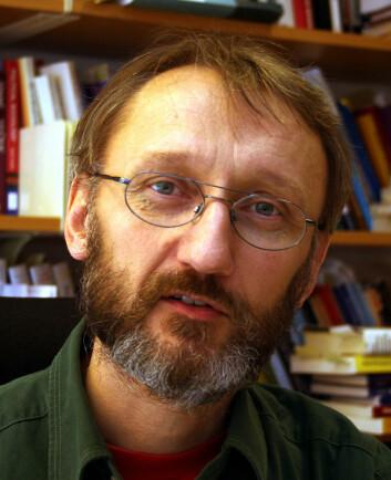 Kva er grunnen til at SV er eit så ustabilt parti, spør valforskar og professor Anders Todal Jenssen. (Foto: NTNU)