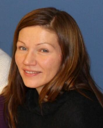 Stipendiat Kari Agledahl.