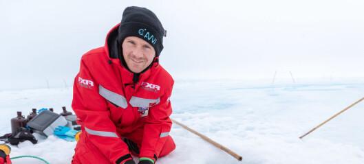 Arktisk pulsmåling