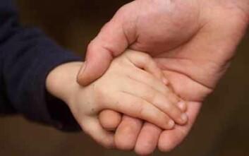 - Når man gir barn anledning til å bli hørt, benytter de aller fleste muligheten til å komme med sine synspunkter, forteller Skjørten. (Illustrasjonsfoto: www.colourbox.no)